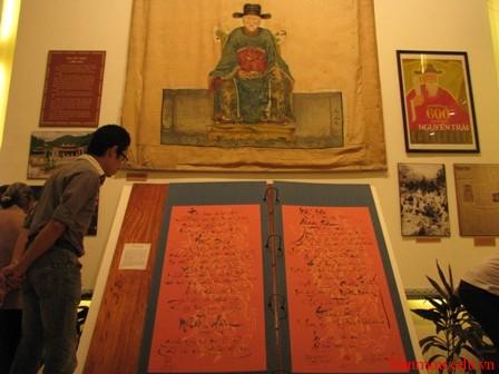 Phân tích tư tưởng nhân nghĩa trong Bình Ngô đại cáo của Nguyễn Trãi