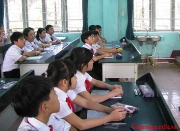 Tả lớp học của em