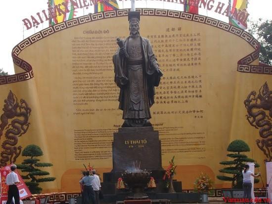 1379649663 news - Phân tích giá trị nhân văn trong Chiếu dời đô của Lý Công Uẩn