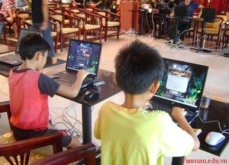 d34d4 - Nghị luận xã hội về hiện tượng nghiện game online