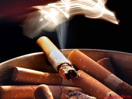 d3la - Thuyết minh về tác hại của thuốc lá