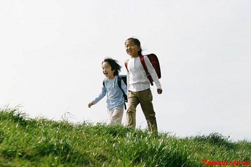 dentruong - Miêu tả con đường từ nhà đến trường