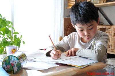 hoc1 - Tả cái bàn học ở nhà