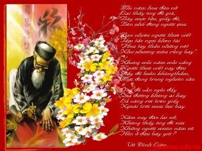 Phân tích bài thơ Ông đồ