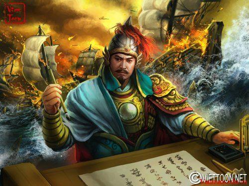 tranhungdao - Cảm nghĩ về tác phẩm Hịch tướng sĩ của Trần Quốc Tuấn