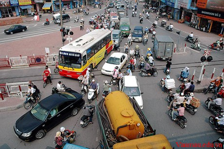 tineeeethong - Nghị luận xã hội về cách ứng xử văn hóa trong giao thông hiện nay