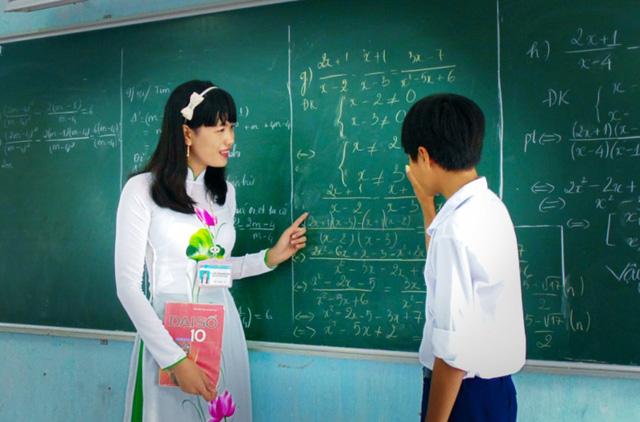 Kể về một cô giáo mà em quý mến