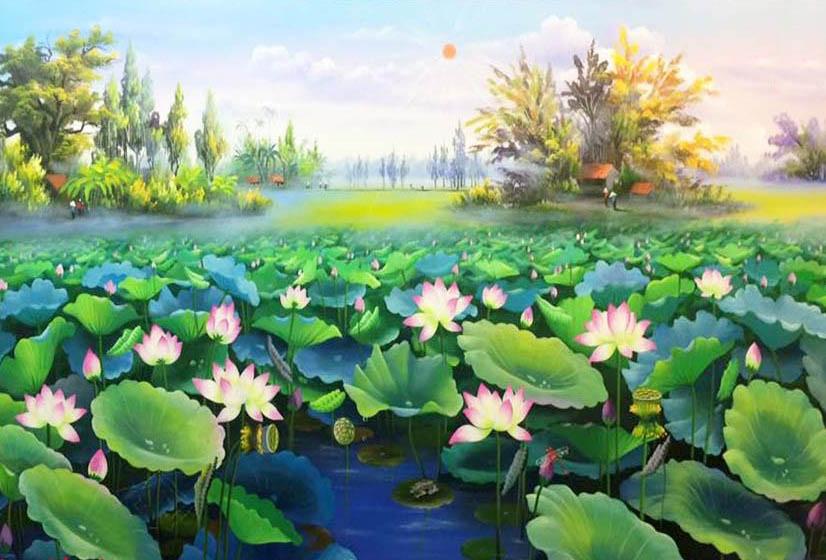 phan tich bai tho canh ngay he cua nguyen trai hay nhat - Phân tích bài thơ Cảnh ngày hè của Nguyễn Trãi hay nhất
