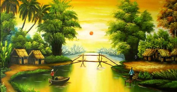 phan tich bai tho day thon vi da cua han mac tu hay nhat - Phân tích bài thơ Đây Thôn Vĩ Dạ của Hàn Mặc Tử hay nhất