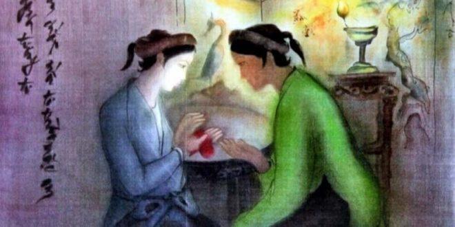 cam nhan 12 cau dau doan trich trao duyen cua nguyen du hay nhat - Cảm nhận 12 câu đầu đoạn trích Trao duyên của Nguyễn Du hay nhất