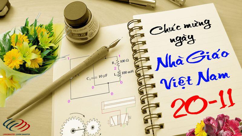 Cảm nhận của em về ngày 20/11 -  Ngày Nhà giáo Việt Nam