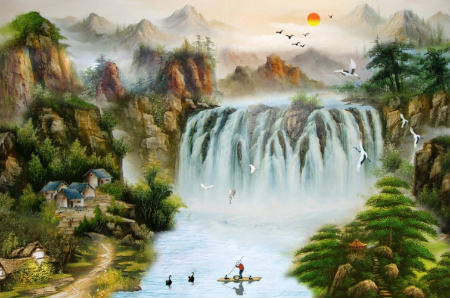 Cảm nhận về bài thơ Nhàn của Nguyễn Bỉnh Khiêm hay nhất