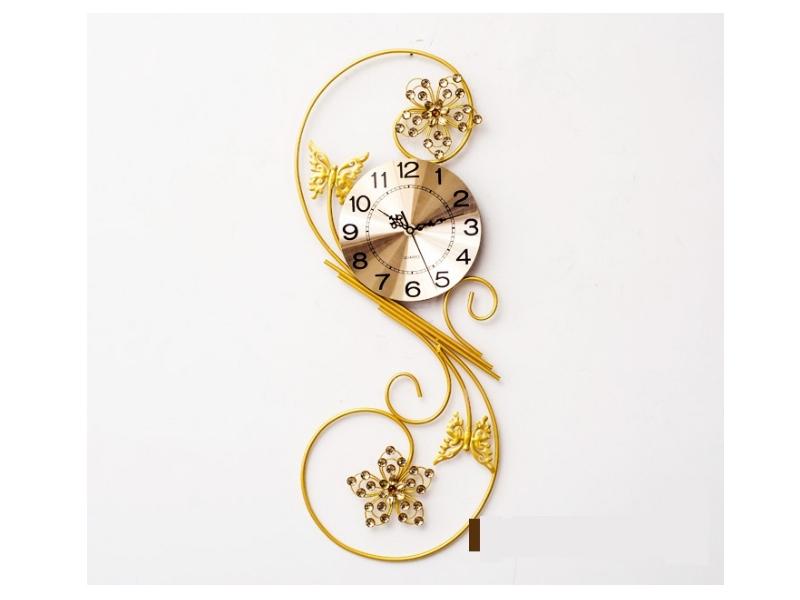 Em hãy tả cái đồng hồ treo tường nhà em