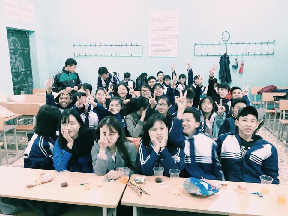 cam nhan cua giao sinh ve thuc tap truong thpt 3 - Cảm nhận của giáo sinh về thực tập trường THPT