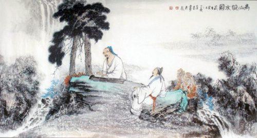 phan tich bai tho hau troi e1532577016741 - Phân tích bài thơ Hầu trời của Tản Đà (Có dàn ý chi tiết)