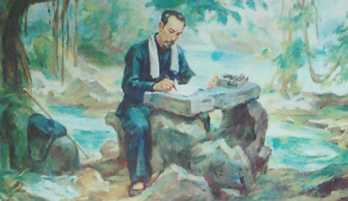 phan tich bai tho tuc canh pac bo - Phân tích bài thơ Tức cảnh Pác Bó của Hồ Chí Minh (Có dàn ý chi tiết)