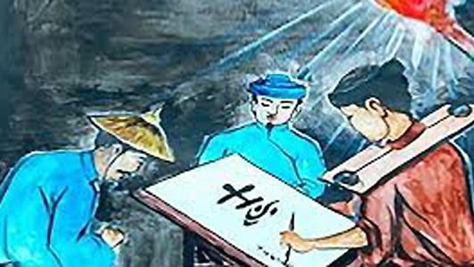 phan tich nhan vat huan cao - Phân tích nhân vật Huấn Cao trong Chữ người tử tù (Có dàn ý chi tiết)
