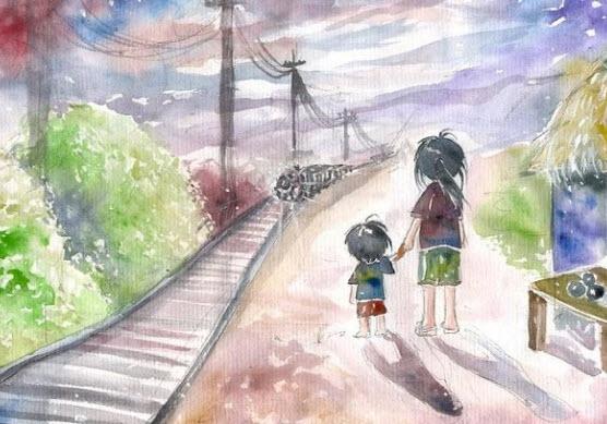 phan tich nhan vat lien - Phân tích nhân vật Liên trong Hai đứa trẻ (Có dàn ý chi tiết)