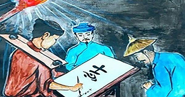phan tich nhan vat vien quan nguc - Phân tích nhân vật viên quản ngục trong Chữ người tử tù (Có dàn ý chi tiết)